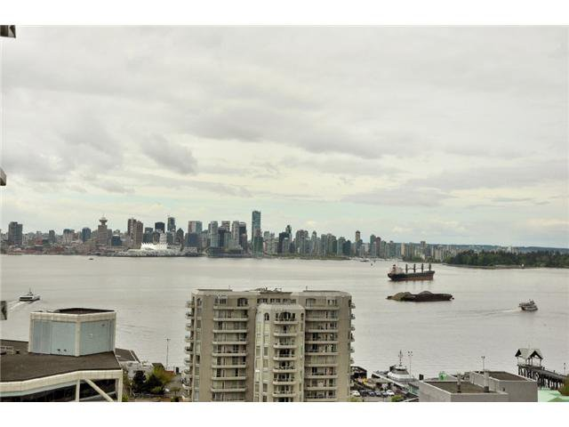 """Photo 8: Photos: 1505 155 W 1 Street in North Vancouver: Lower Lonsdale Condo for sale in """"TIME"""" : MLS®# V891188"""