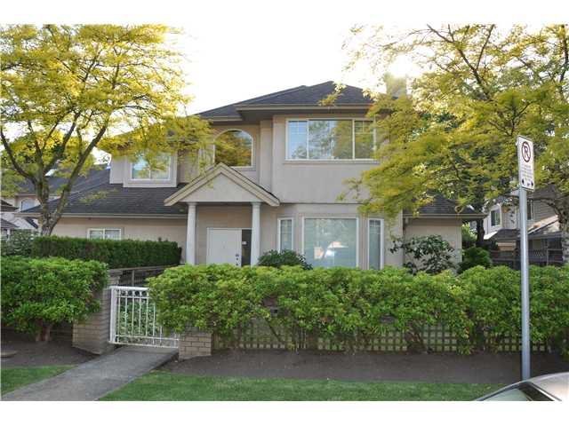 "Main Photo: 1 7651 MOFFATT Road in Richmond: Brighouse South Townhouse for sale in ""KING'S GARDEN"" : MLS®# V894770"