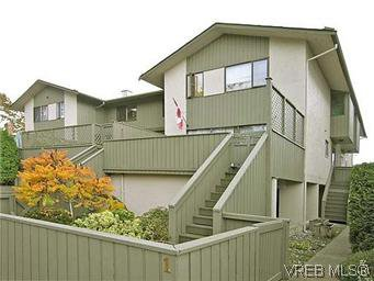 Main Photo: 6 1070 Chamberlain St in VICTORIA: Vi Fairfield East Row/Townhouse for sale (Victoria)  : MLS®# 585831