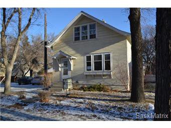 Main Photo: 211 Clarence Avenue South in Saskatoon: Varsity View Single Family Dwelling for sale (Saskatoon Area 02)  : MLS®# 419269