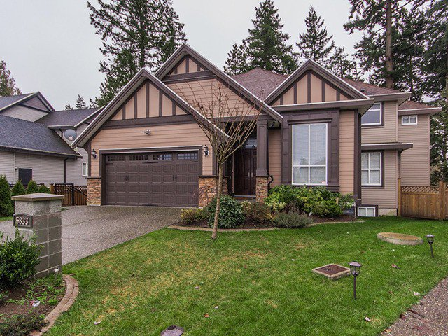 Main Photo: 5833 134TH ST in Surrey: Panorama Ridge House for sale : MLS®# F1303953