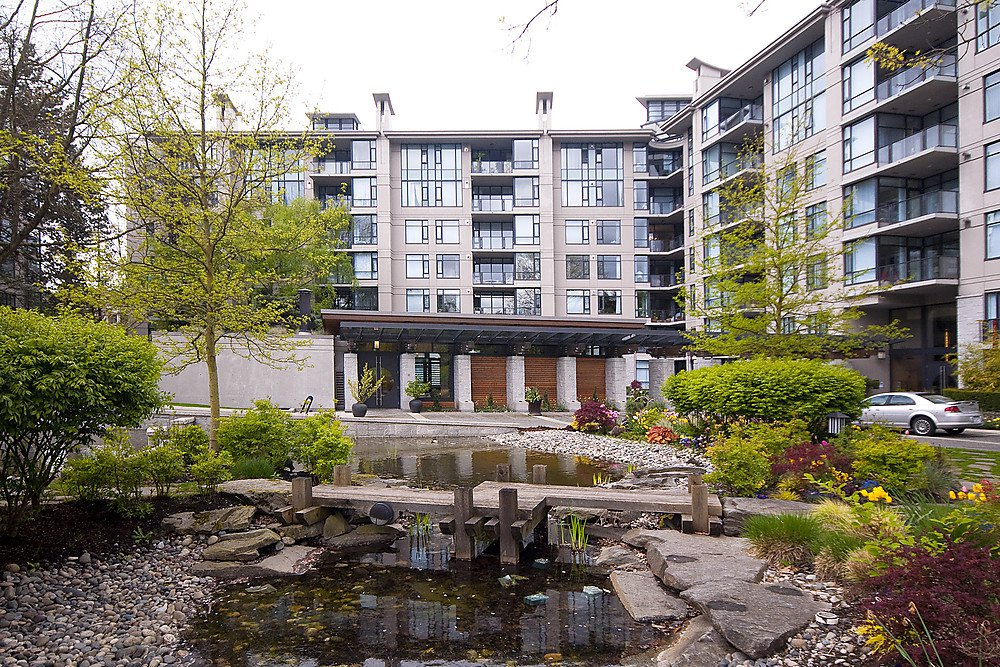 Main Photo: 708 4685 Valley Drive in Vancouver: Quilchena Home for sale ()  : MLS®# V912554