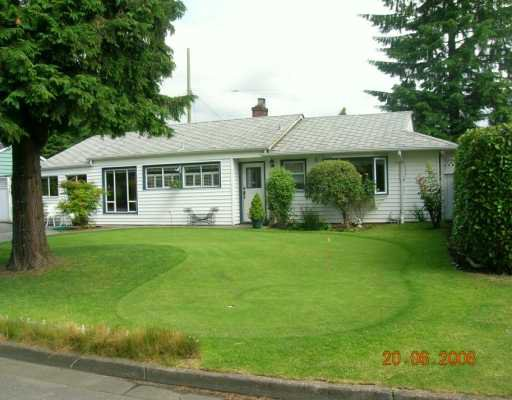 """Main Photo: 1286 MCBRIDE ST in North Vancouver: Norgate House for sale in """"NORGATE"""" : MLS®# V597614"""