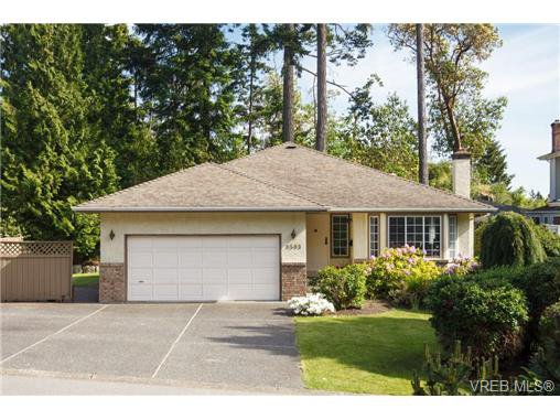 Main Photo: 8593 Deception Pl in NORTH SAANICH: NS Dean Park Single Family Detached for sale (North Saanich)  : MLS®# 672147