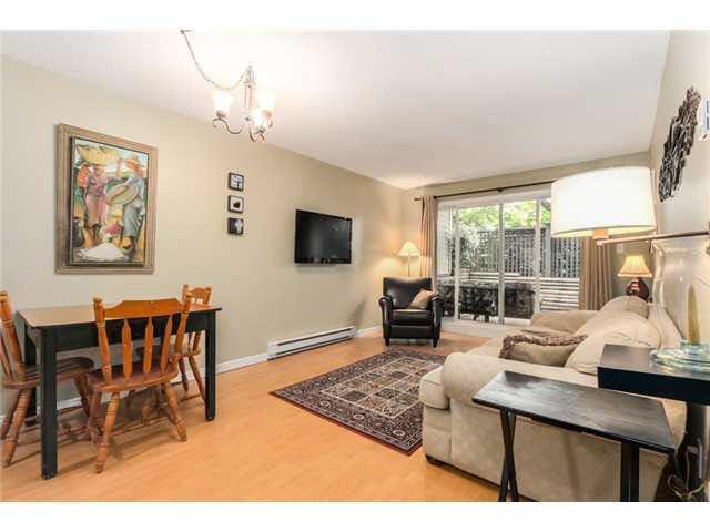 "Photo 1: Photos: 109 1429 E 4TH Avenue in Vancouver: Grandview VE Condo for sale in ""Sandcastle Villa"" (Vancouver East)  : MLS®# V1069838"