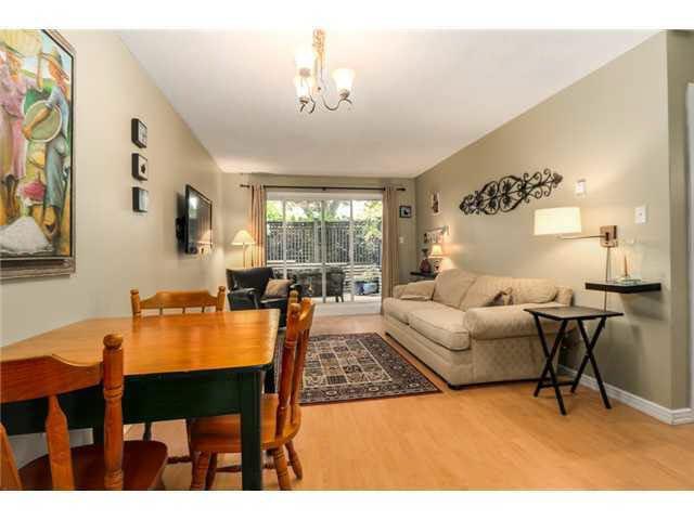"Photo 3: Photos: 109 1429 E 4TH Avenue in Vancouver: Grandview VE Condo for sale in ""Sandcastle Villa"" (Vancouver East)  : MLS®# V1069838"