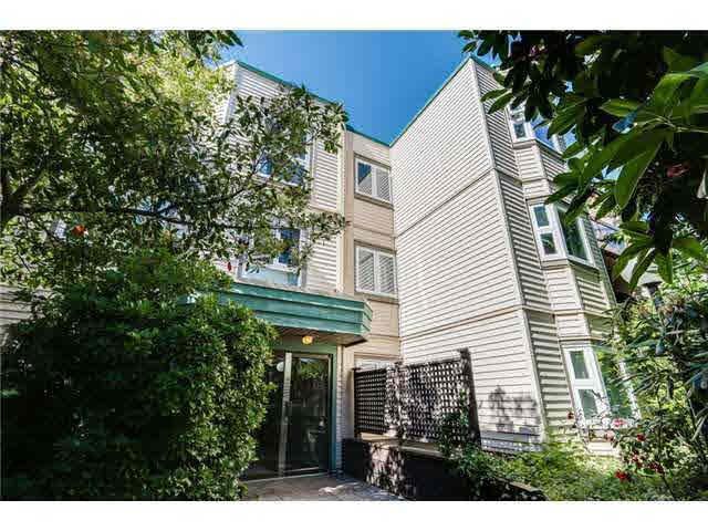 "Photo 11: Photos: 109 1429 E 4TH Avenue in Vancouver: Grandview VE Condo for sale in ""Sandcastle Villa"" (Vancouver East)  : MLS®# V1069838"