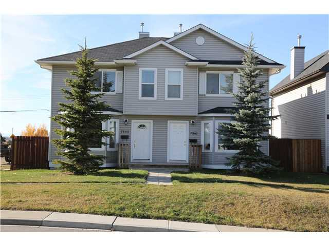 Main Photo: 7861 24 Street SE in CALGARY: Ogden_Lynnwd_Millcan Residential Attached for sale (Calgary)  : MLS®# C3636639