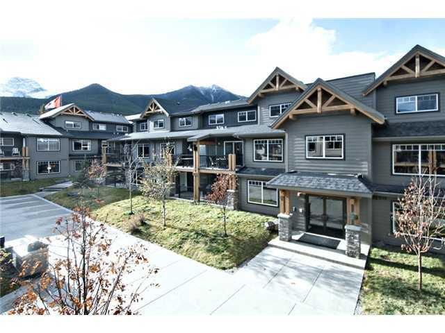 Main Photo: 2201 250 2 Avenue: Rural Bighorn M.D. Townhouse for sale : MLS®# C3638396