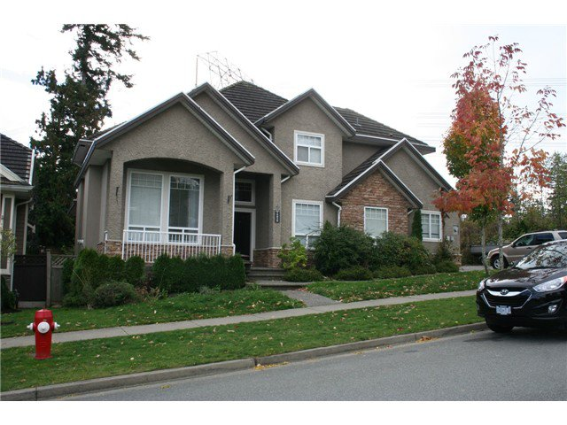 Main Photo: 14930 35TH Avenue in Surrey: Morgan Creek House for sale (South Surrey White Rock)  : MLS®# F1425883