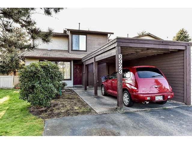 "Main Photo: 6929 135TH Street in Surrey: West Newton House 1/2 Duplex for sale in ""Bentley"" : MLS®# F1432767"