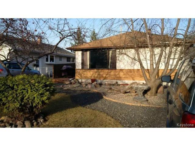 Main Photo: 41 Jubinville Bay in WINNIPEG: Windsor Park / Southdale / Island Lakes Residential for sale (South East Winnipeg)  : MLS®# 1509284