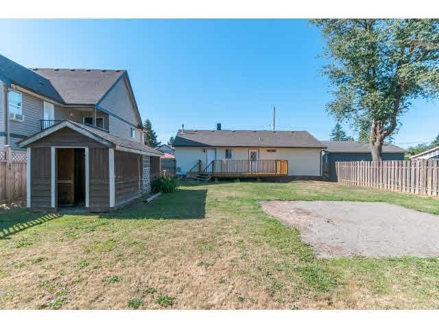 Photo 20: Photos: 46619 CEDAR Avenue in Chilliwack: Chilliwack E Young-Yale House for sale : MLS®# H2152613