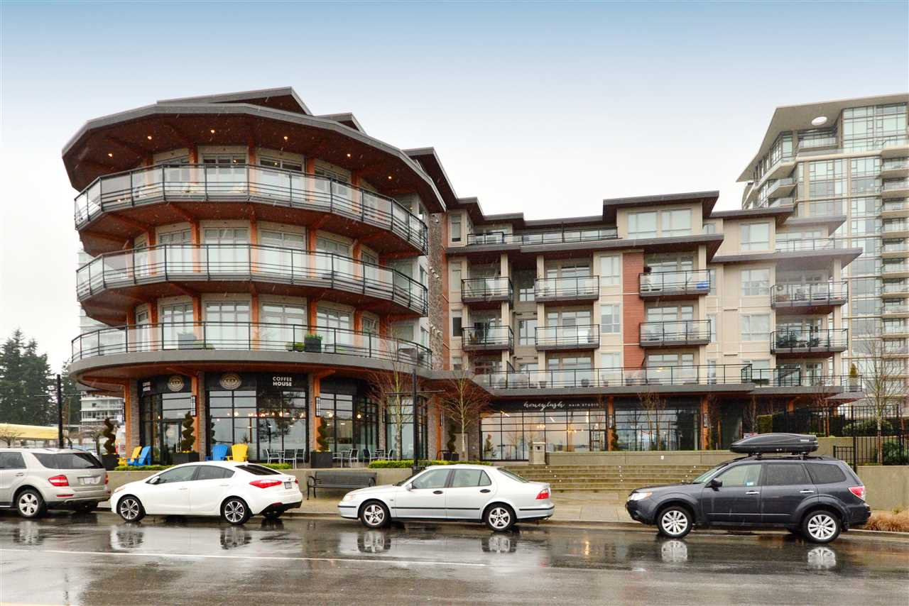 "Main Photo: 406 1420 JOHNSTON Road: White Rock Condo for sale in ""Saltaire"" (South Surrey White Rock)  : MLS®# R2035257"