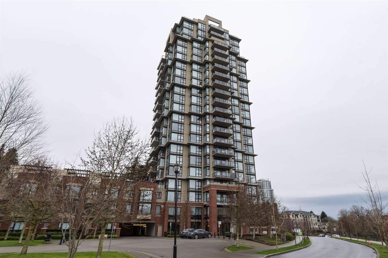 """Main Photo: 502 15 E ROYAL Avenue in New Westminster: Fraserview NW Condo for sale in """"Victoria Hill"""" : MLS®# R2051063"""