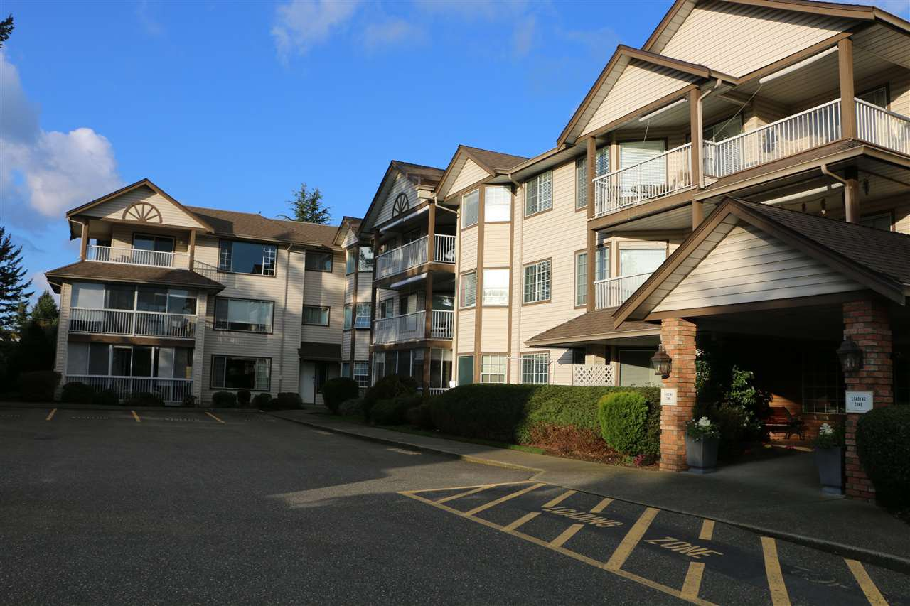 "Main Photo: 210 32145 OLD YALE Road in Abbotsford: Abbotsford West Condo for sale in ""Cypress Park"" : MLS®# R2055601"