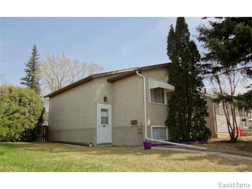 Main Photo: 2809 Melrose Avenue in Saskatoon: Single Family Dwelling for sale : MLS®# 569962