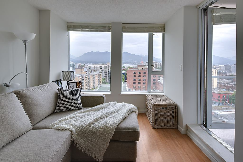 Main Photo: 1505 550 TAYLOR Street in Vancouver: Downtown VW Condo for sale (Vancouver West)  : MLS®# R2079783