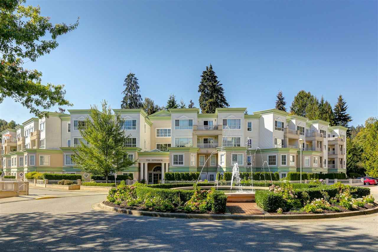 Main Photo: 201 2960 PRINCESS Crescent in Coquitlam: Canyon Springs Condo for sale : MLS®# R2111047