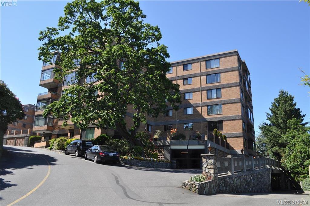 Main Photo: 504 2910 Cook St in VICTORIA: Vi Hillside Condo Apartment for sale (Victoria)  : MLS®# 762527