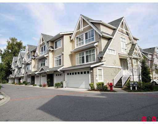 """Main Photo: 6450 199TH Street in Langley: Willoughby Heights Townhouse for sale in """"Logan's Landing"""" : MLS®# F2702105"""