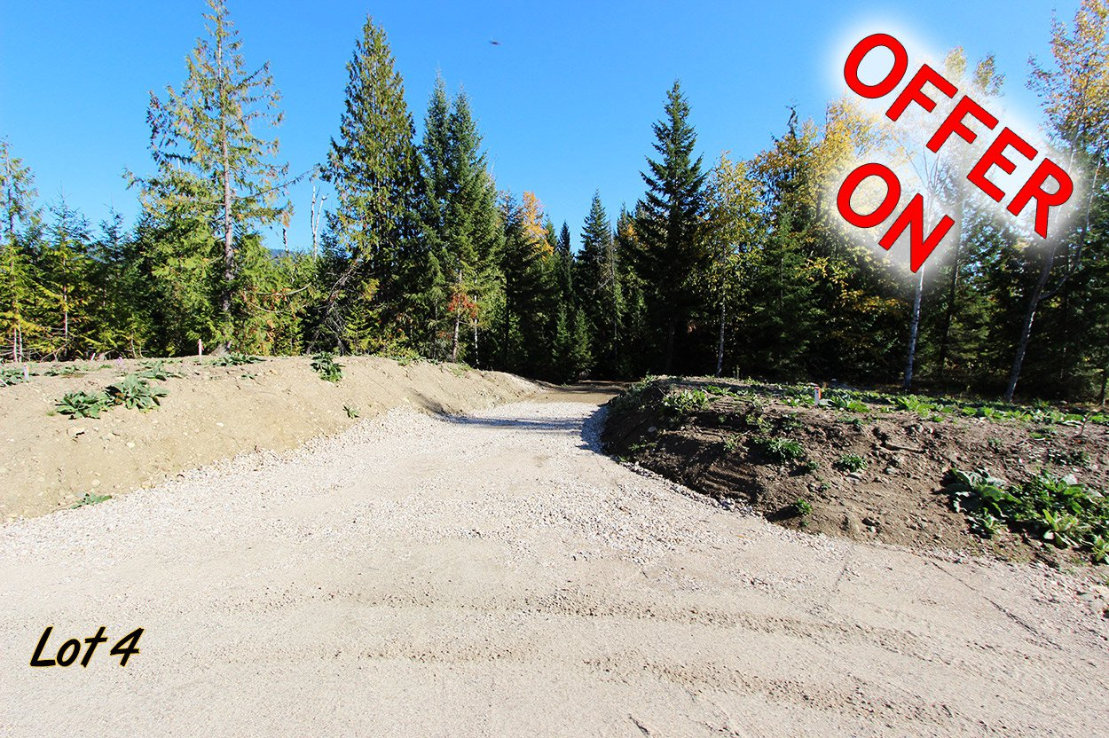Photo 3: Photos: Lot 4 Recline Ridge Road in Tappen: Land Only for sale : MLS®# 10176926