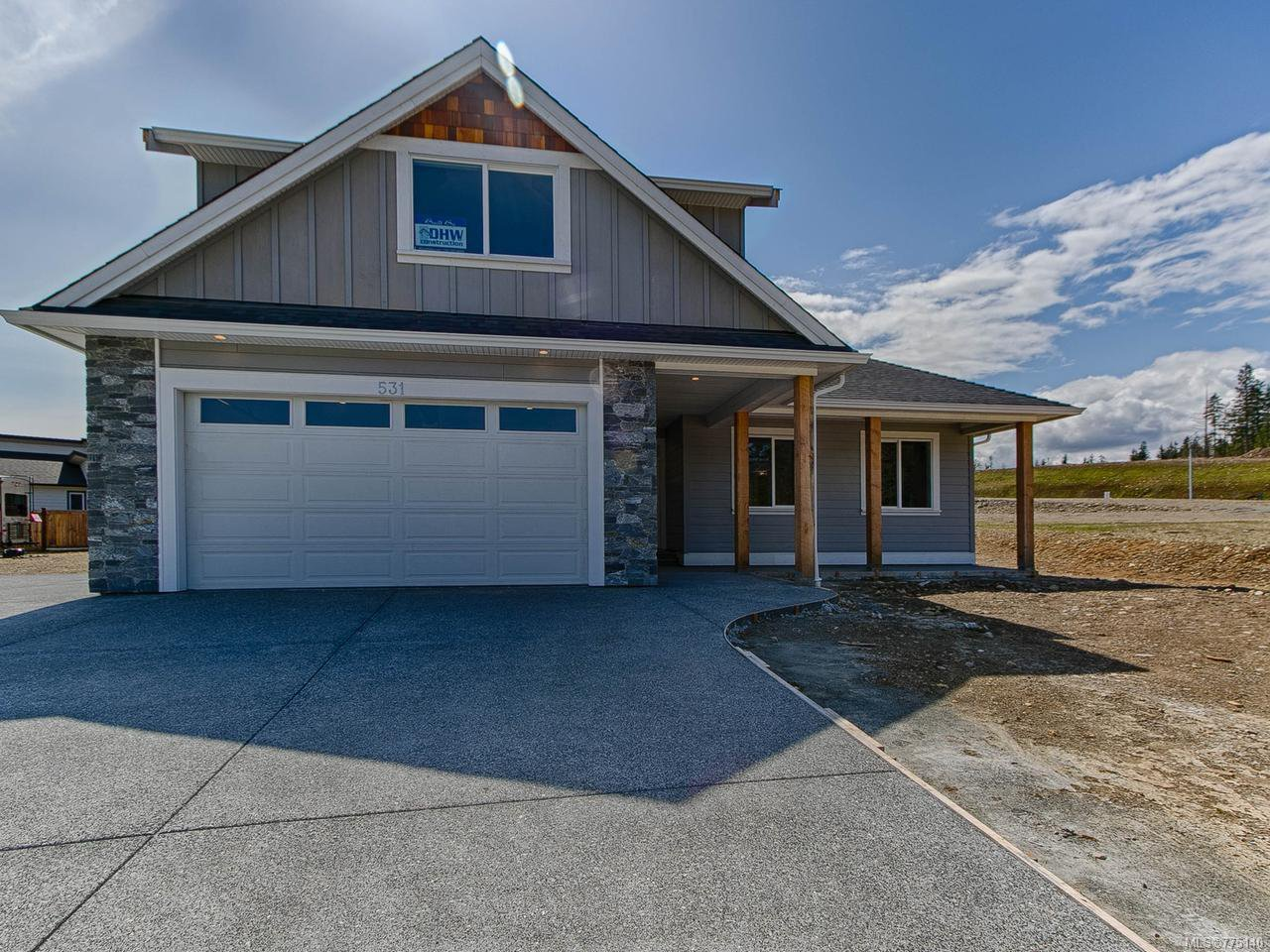 Main Photo: 531 Nebraska Dr in CAMPBELL RIVER: CR Willow Point House for sale (Campbell River)  : MLS®# 775140