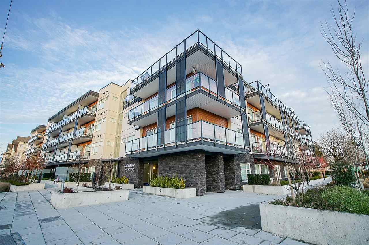 "Main Photo: 412 12070 227 Street in Maple Ridge: East Central Condo for sale in ""Station One"" : MLS®# R2228127"