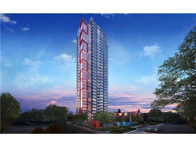Main Photo: #3301 - 6658 DOW AV in BURNABY: Metrotown Condo for sale (Burnaby South)  : MLS®# V1040540