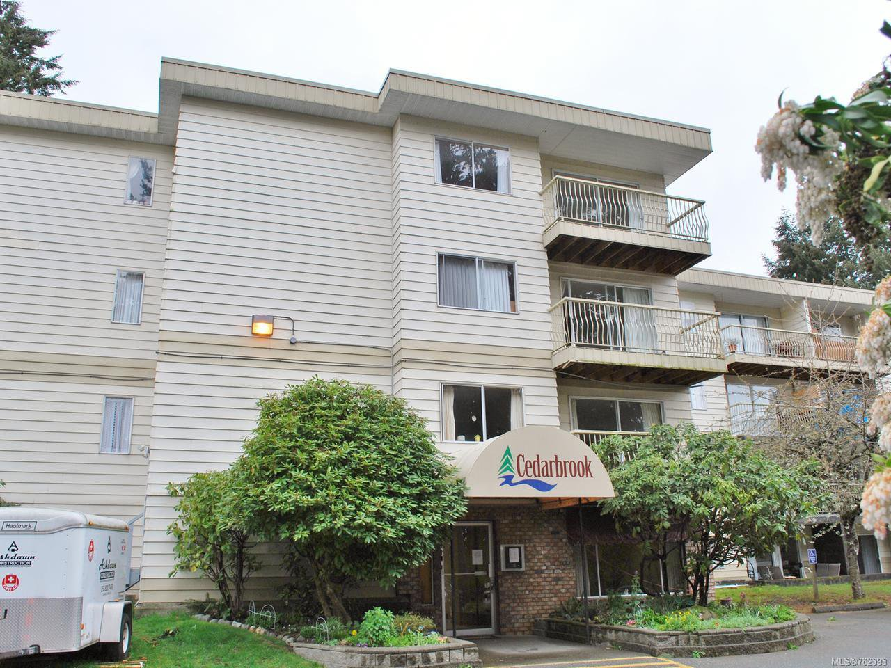 Main Photo: 402 322 Birch St in CAMPBELL RIVER: CR Campbell River Central Condo for sale (Campbell River)  : MLS®# 782393