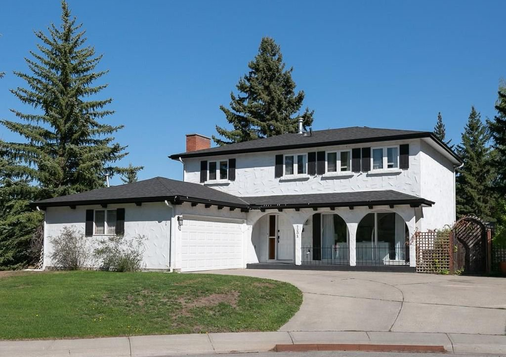 Main Photo: 2203 PALISWOOD Bay SW in Calgary: Palliser House for sale : MLS®# C4186167