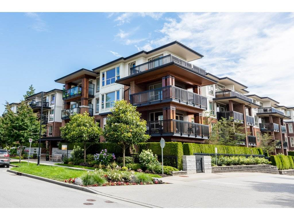 Main Photo: 415 1153 KENSAL Place in Coquitlam: New Horizons Condo for sale : MLS®# R2287117