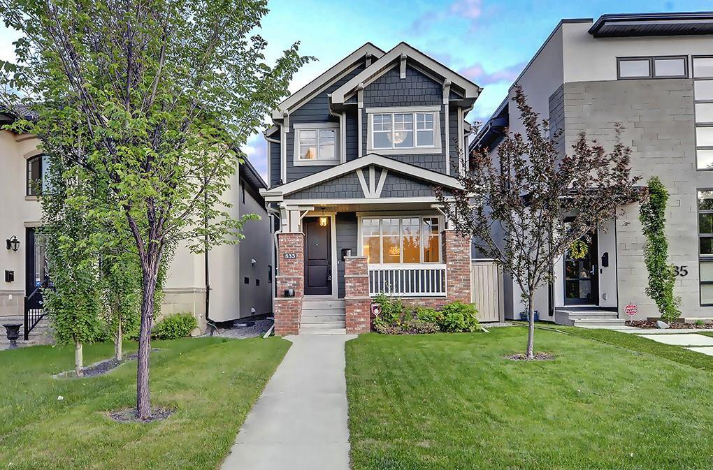 Beautifully maintained and fully finished home in Mount Pleasant.