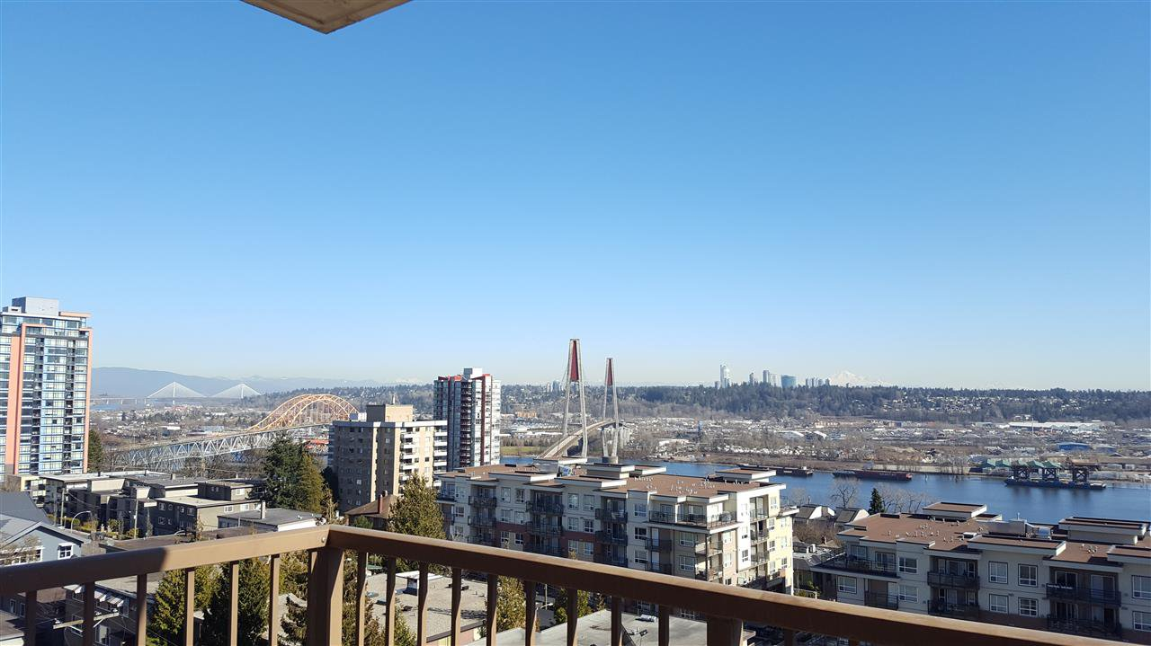 "Main Photo: 808 320 ROYAL Avenue in New Westminster: Downtown NW Condo for sale in ""PEPPERTREE"" : MLS®# R2368548"