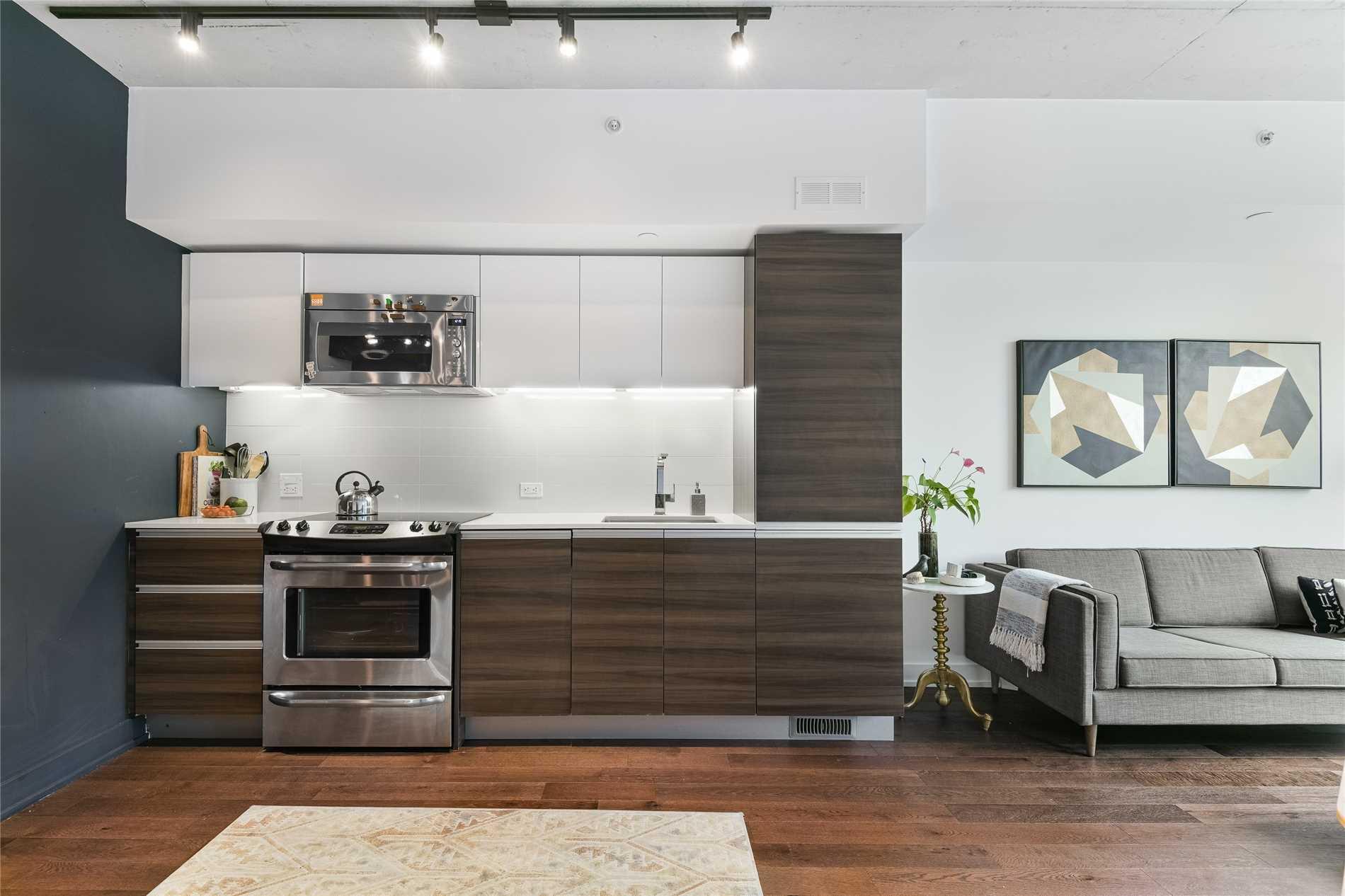 Main Photo: 910 1190 E Dundas Street in Toronto: South Riverdale Condo for sale (Toronto E01)  : MLS®# E4496416