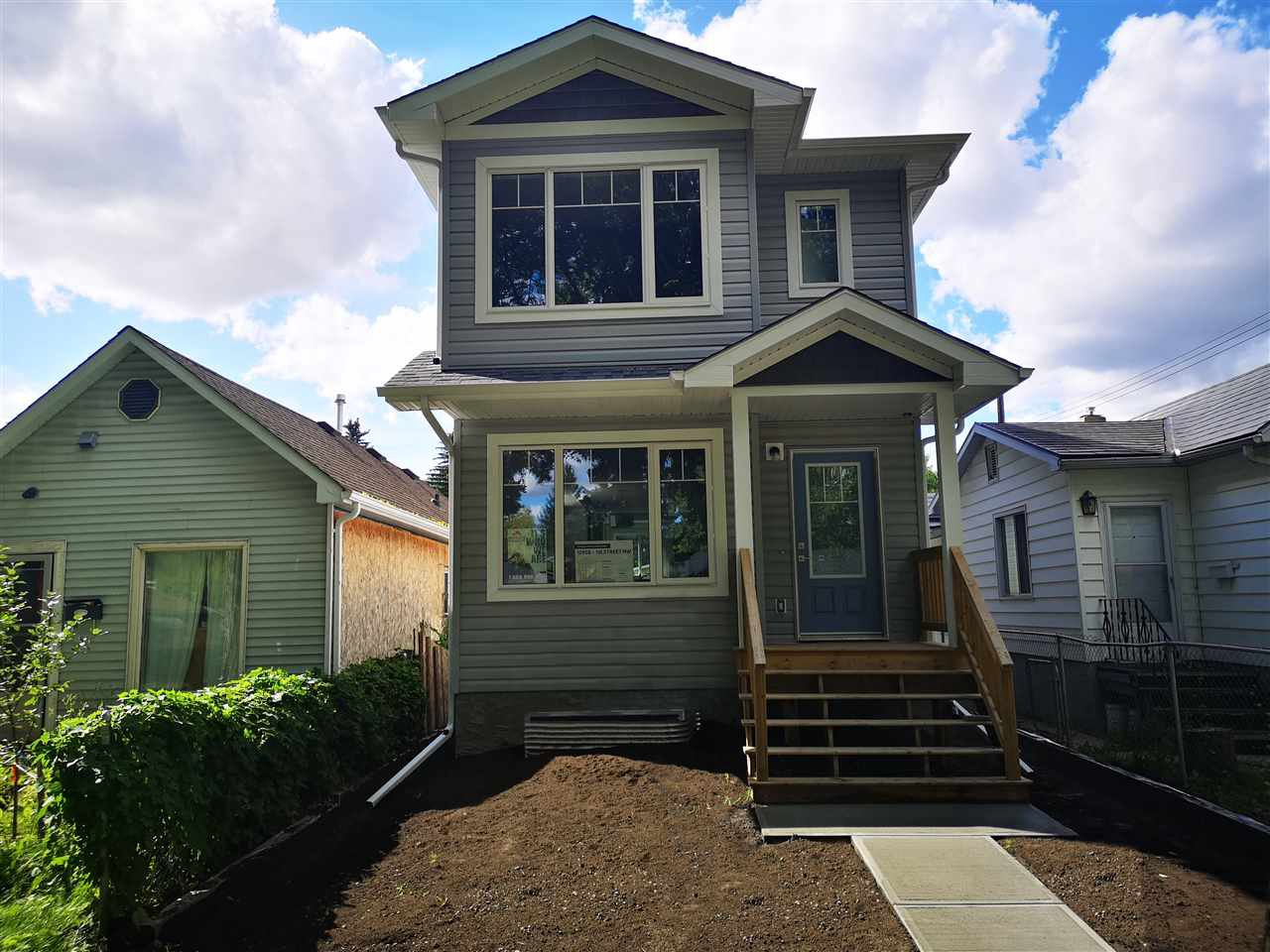 Main Photo: 12958 116 Street in Edmonton: Zone 01 House for sale : MLS®# E4184143