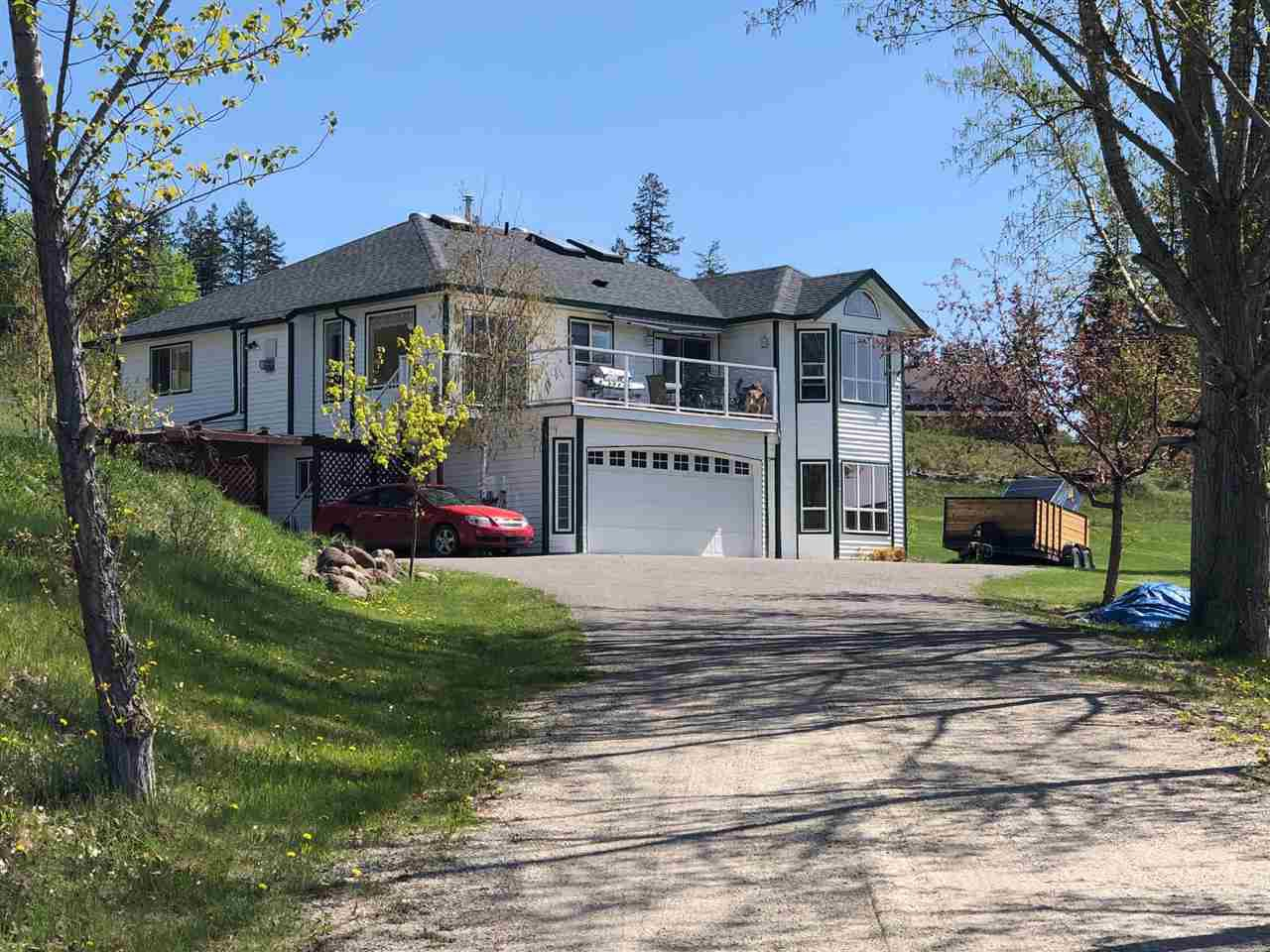 "Main Photo: 2995 GOLD DIGGER Drive: 150 Mile House House for sale in ""FRONTIER ESTATES"" (Williams Lake (Zone 27))  : MLS®# R2455717"