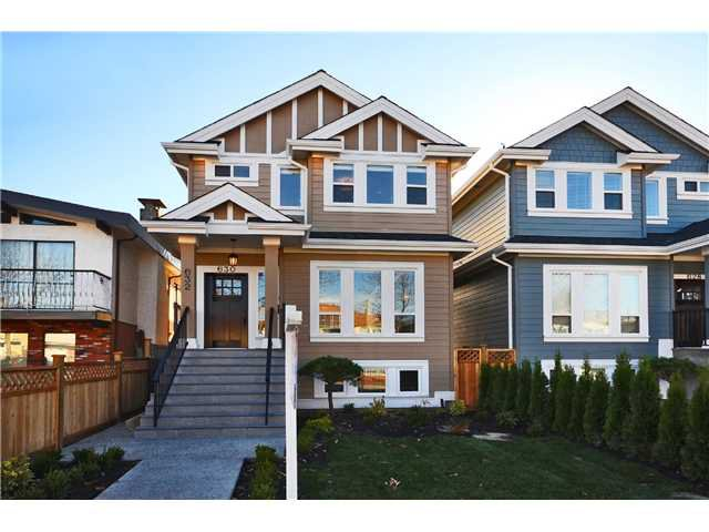 Main Photo: 630 E 19TH Avenue in Vancouver: Fraser VE House for sale (Vancouver East)  : MLS®# V1035852
