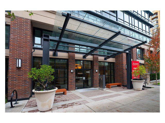 Photo 2: Photos: 1807 1088 RICHARDS Street in Vancouver: Yaletown Condo for sale (Vancouver West)  : MLS®# V1055333