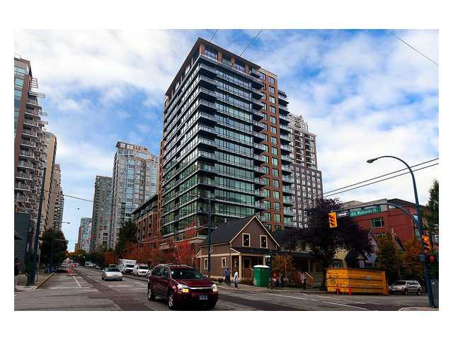 Main Photo: 1807 1088 RICHARDS Street in Vancouver: Yaletown Condo for sale (Vancouver West)  : MLS®# V1055333