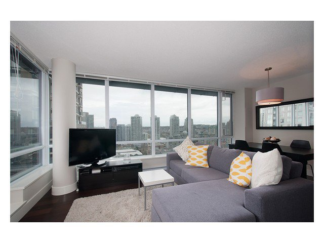 Photo 6: Photos: 1807 1088 RICHARDS Street in Vancouver: Yaletown Condo for sale (Vancouver West)  : MLS®# V1055333