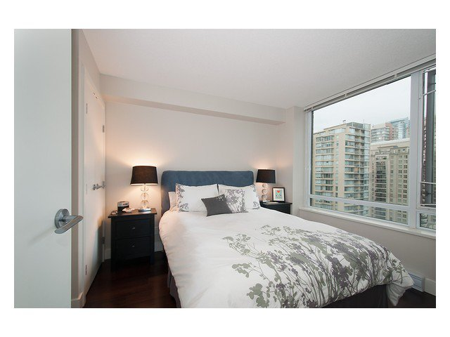 Photo 13: Photos: 1807 1088 RICHARDS Street in Vancouver: Yaletown Condo for sale (Vancouver West)  : MLS®# V1055333