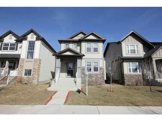 Main Photo: 371 SILVERADO Drive SW in CALGARY: Silverado Residential Detached Single Family for sale (Calgary)  : MLS®# C3612535