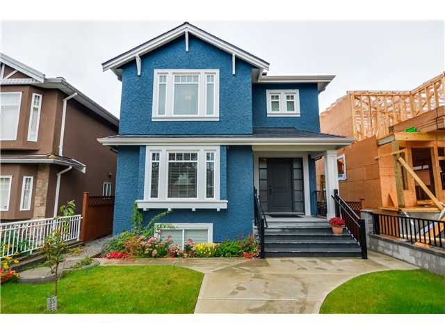 Main Photo: 3507 E 24TH Avenue in Vancouver: Renfrew Heights House for sale (Vancouver East)  : MLS®# V1085915