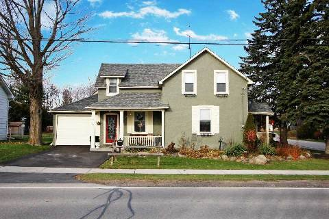 Main Photo: 1656 Central Street in Pickering: Rural Pickering House (1 1/2 Storey) for sale