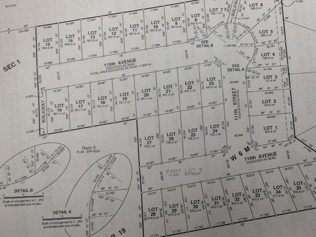 Main Photo: LOT 27 114 Street in Fort St. John: Fort St. John - City NW Land for sale (Fort St. John (Zone 60))  : MLS®# N241507