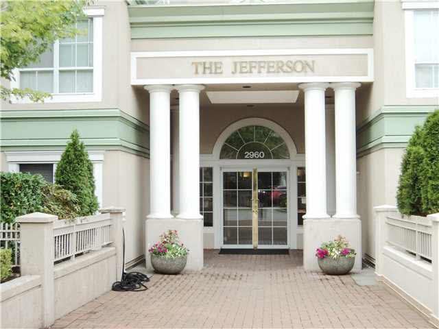 "Main Photo: 305 2960 PRINCESS Crescent in Coquitlam: Canyon Springs Condo for sale in ""THE JEFFERSON"" : MLS®# V1141553"