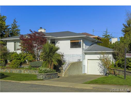 Main Photo: 3107 Aldridge Street in VICTORIA: SE Camosun Single Family Detached for sale (Saanich East)  : MLS®# 362604