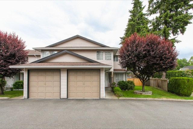 Main Photo: 6 21541 MAYO Place in Maple Ridge: West Central Townhouse for sale : MLS®# R2070648
