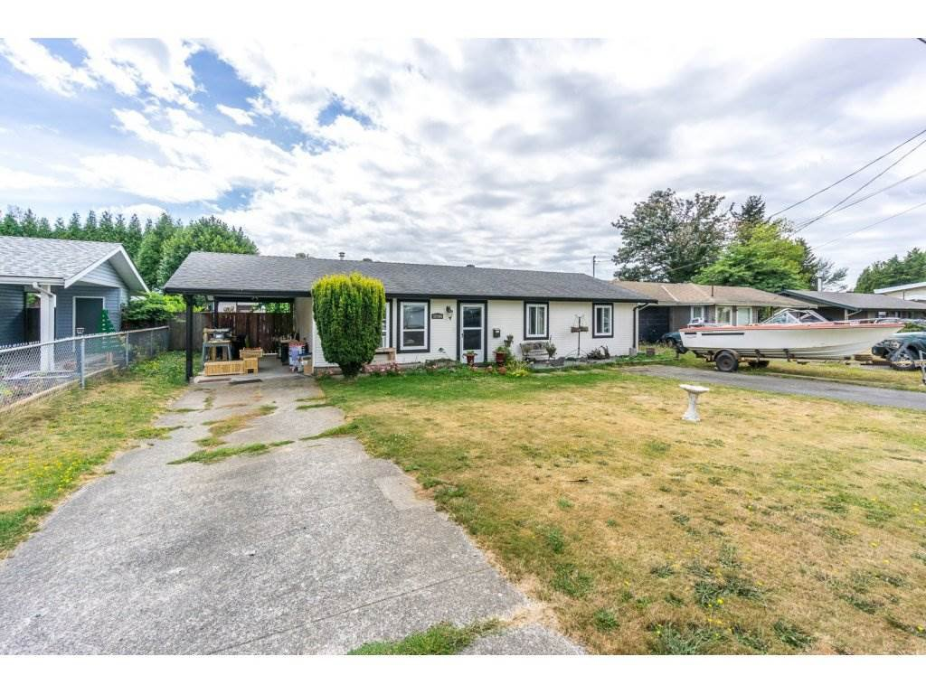 Main Photo: 32566 PANDORA Avenue in Abbotsford: Abbotsford West House for sale : MLS®# R2104290